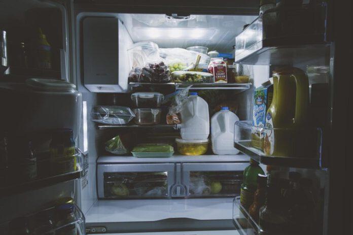 lodówka do małej kuchni