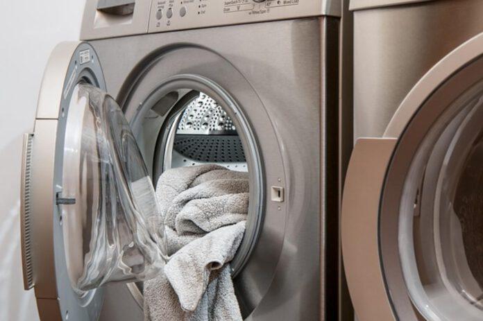 jak dbać o pralkę