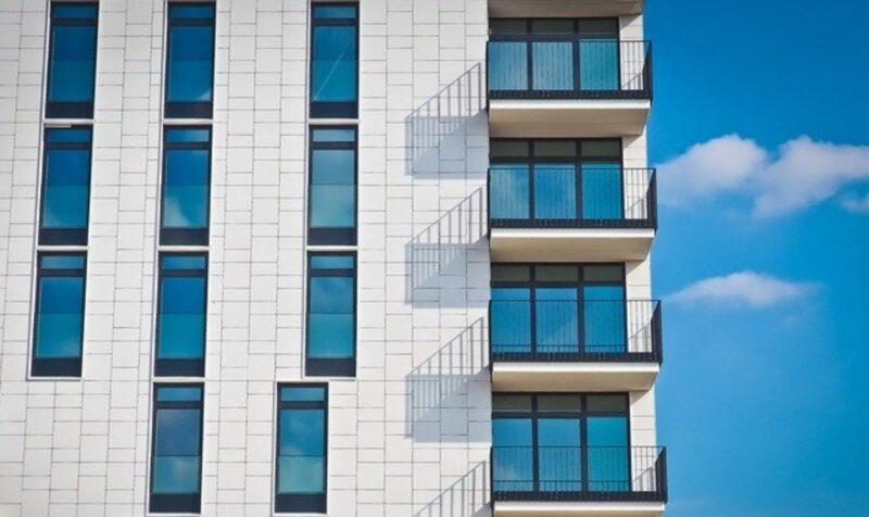 Płytki tarasowe dla mieszkania w bloku